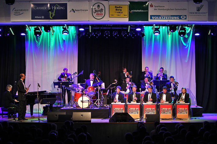 King Of Swing Orchestra - Foto: Christian Melzer