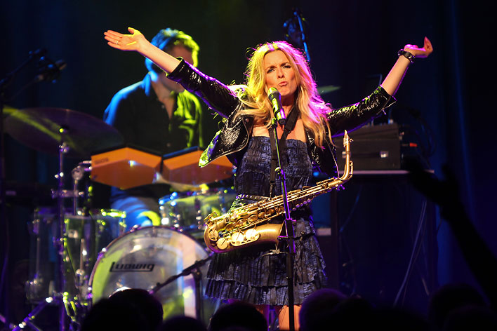 Candy Dulfer - Foto: Christian Melzer