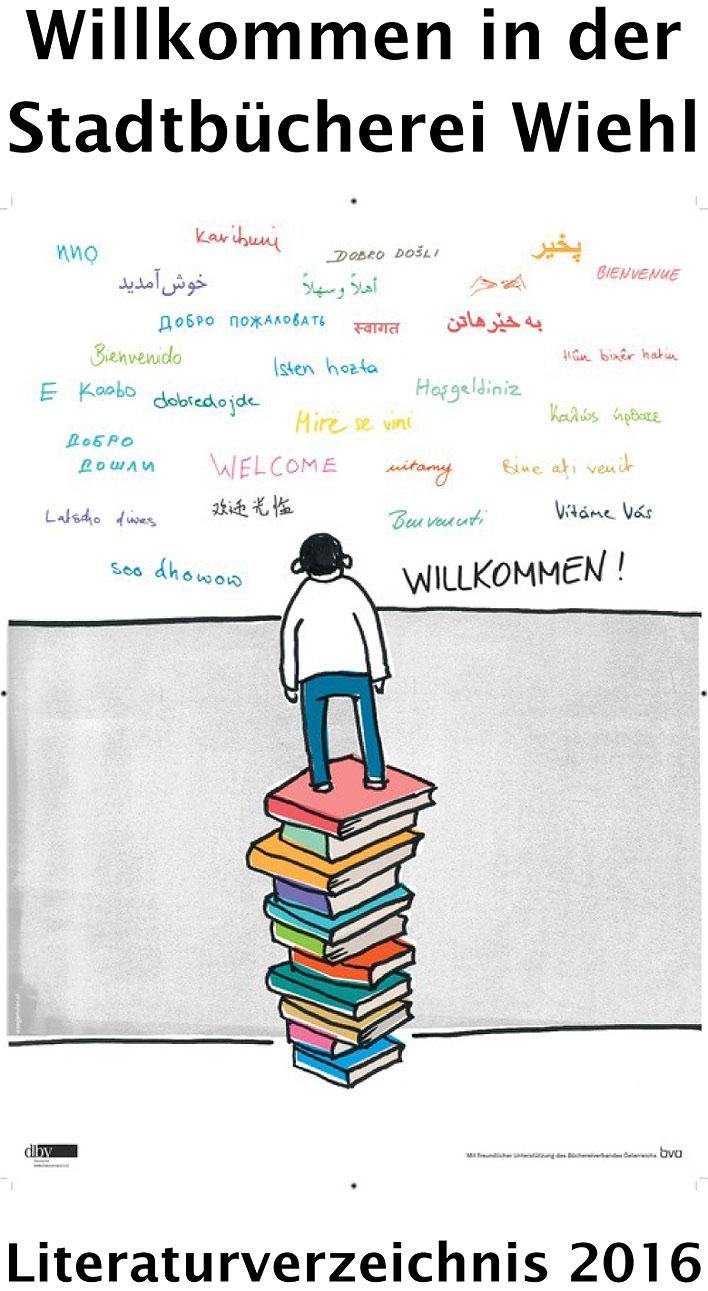 Stadt Wiehl Stadtbücherei Wiehl Literaturverzeichnis 2016
