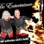 """De Entertainer"" im Eventlokal Platte"