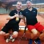 Herren 40 des TC Wiehl steigen in die 1. Kreisliga auf: Kautschke/Schmidt machten den Sack zu