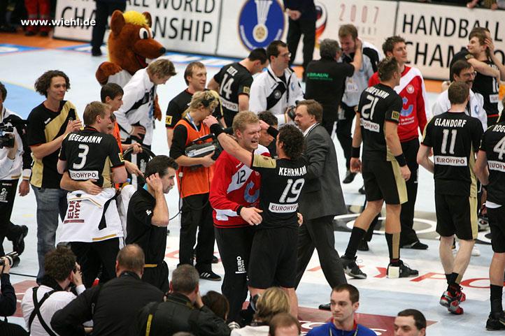 Handball Nationalmannschaft 2007